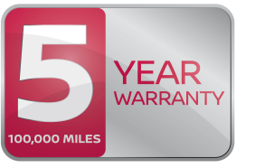 The Nissan NV 400 offers an extended 5 year warranty
