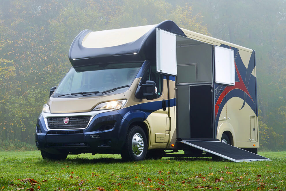 The Eventer 4.5T Horsebox
