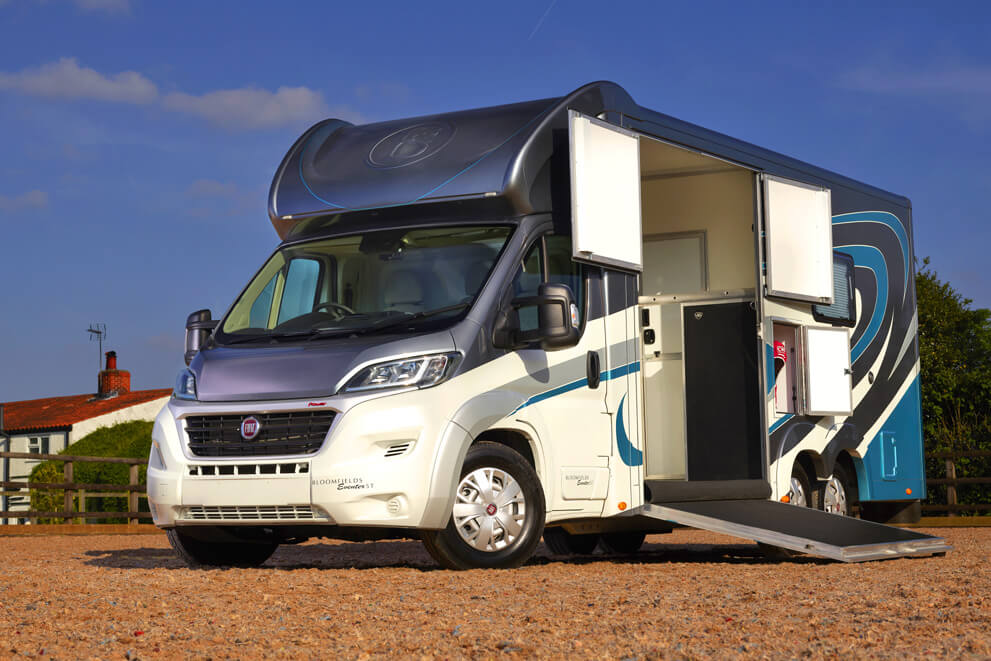 The Eventer 5T Horsebox