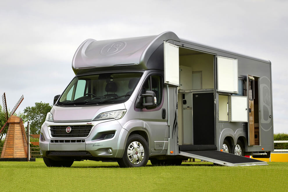 The Eventer 5T XL Horsebox