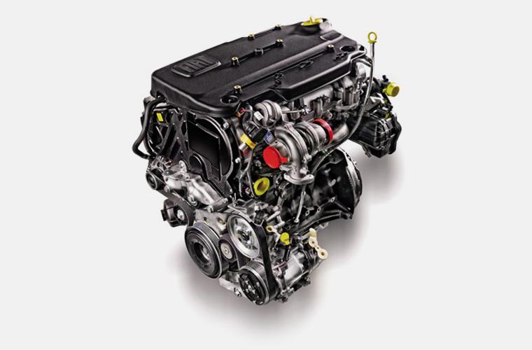 Fiat Ducato Horsebox Engine