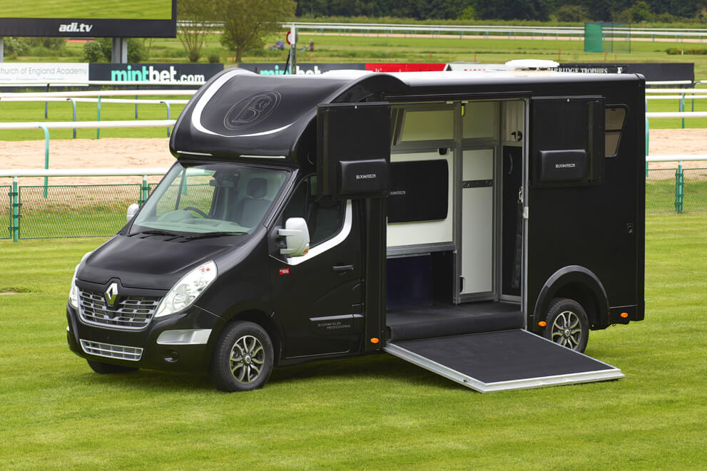 The Professional Bloomfields Horsebox