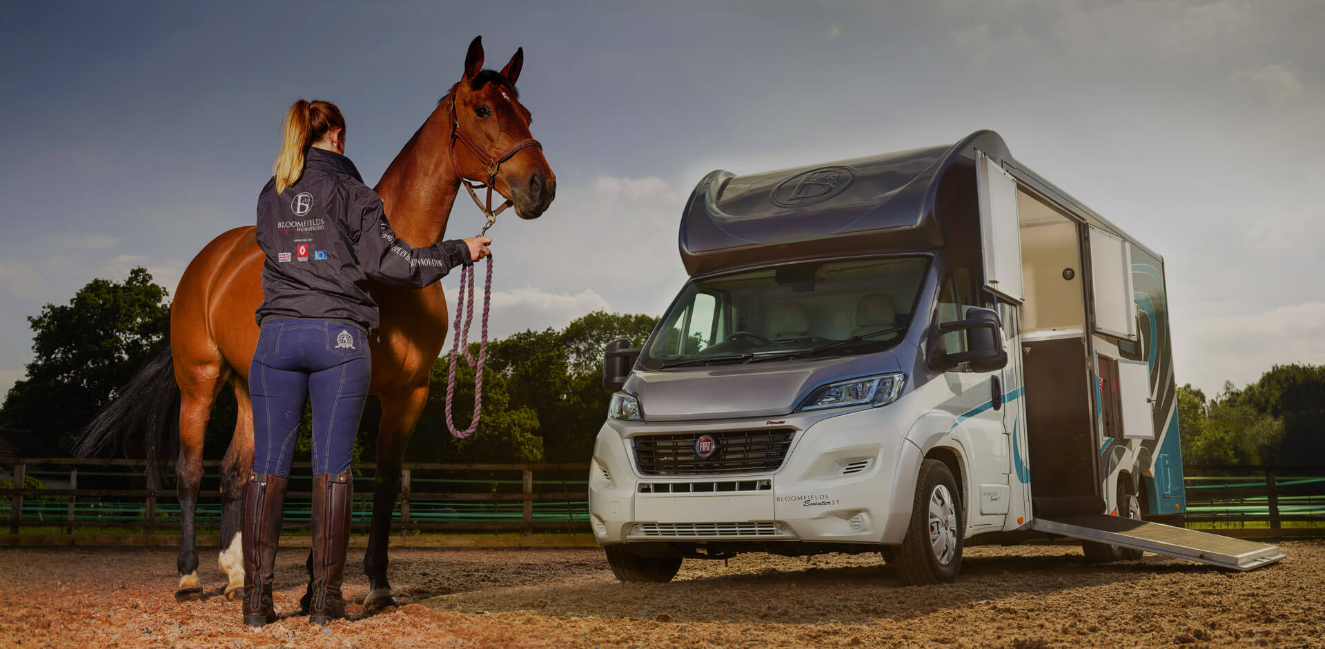 Discover Your Dream Bloomfields Horsebox Today