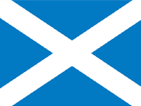 Scottish Bloomfields Agents Flag