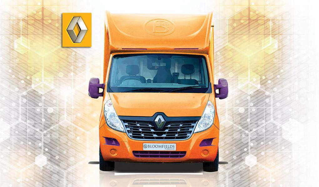 Renault Master Horseboxes