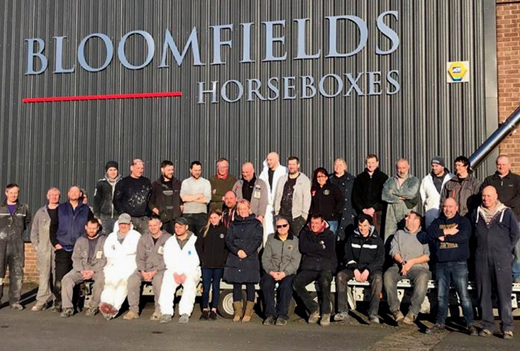 Meet the Team at Bloomfields Horseboxes