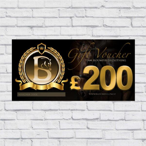 £200.00 Gift Voucher
