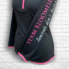 Black And Pink Team Base Layer