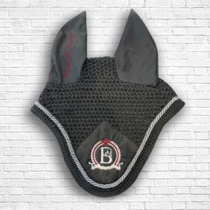 Black & Red Prestige Bonnet